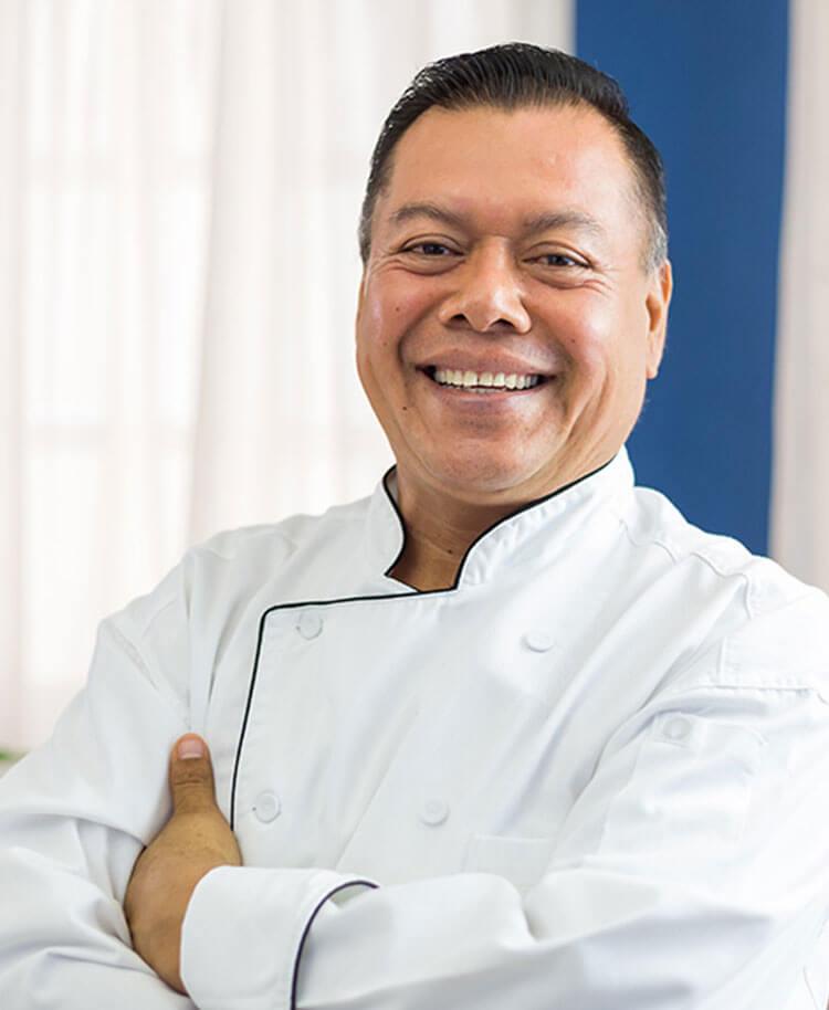 Chef Alex Ortíz